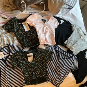 BRANDY MELVILLE collection😍❤️